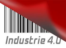 Industrie 4.0 Barcode